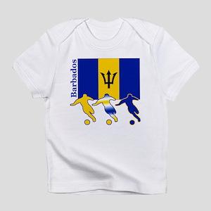 Barbados Soccer Infant T-Shirt