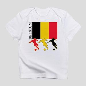 Belgium Soccer Infant T-Shirt