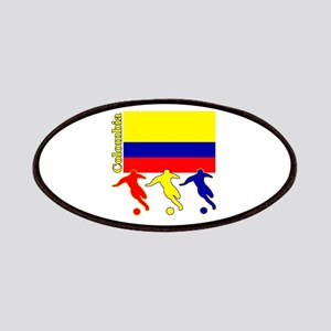 Colombia Soccer Patches