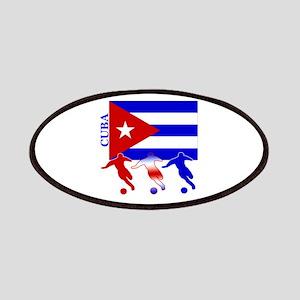 Cuba Soccer Patches