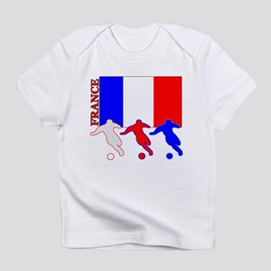 Soccer France Infant T-Shirt