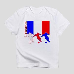 Soccer France Infant T-Shirt