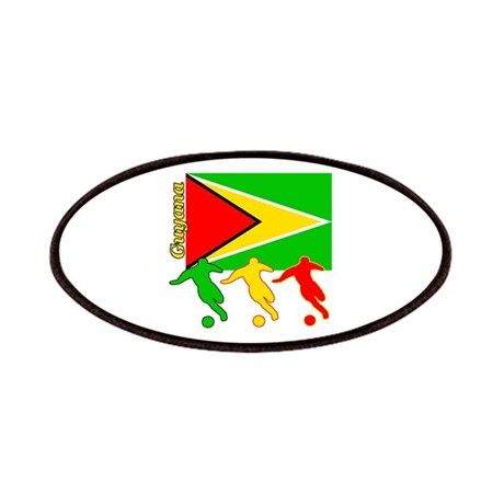 Guyana Soccer Patches