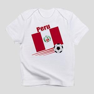 Peru Soccer Team Infant T-Shirt