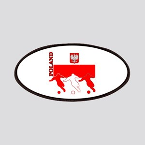 Poland Soccer Patches
