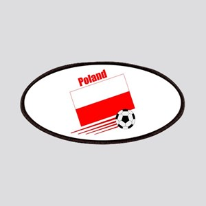Poland Soccer Team Patches
