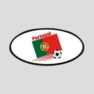 Portugal Soccer Team Patches