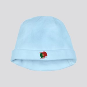 Portugal Soccer Team baby hat