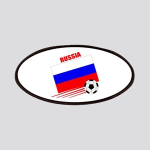 Russia Soccer Team Patches