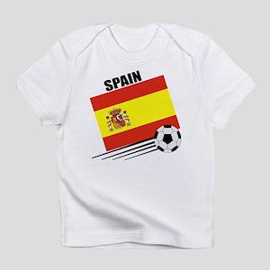 Spain Soccer Team Infant T-Shirt