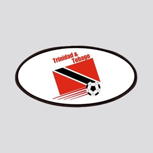 Trinidad Soccer Team Patches