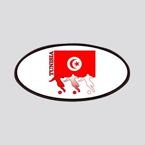 Tunisia Soccer Patches