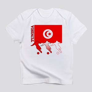 Tunisia Soccer Infant T-Shirt