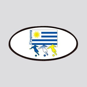 Uruguay Soccer Patches