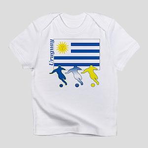Uruguay Soccer Infant T-Shirt