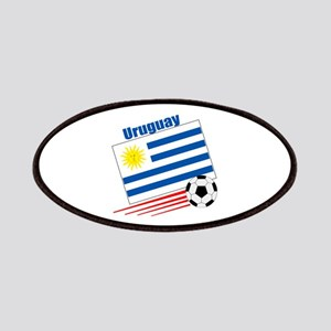 Uruguay Soccer Team Patches