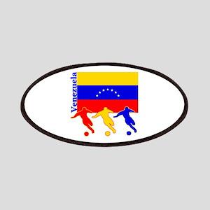 Venezuela Soccer Patches