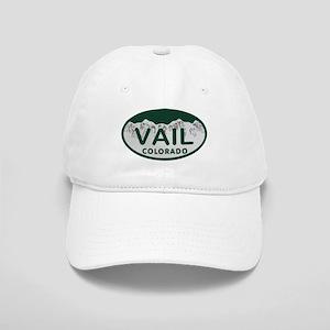 Vail Colo License Plate Cap