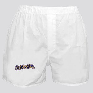 Bottom Boxer Shorts