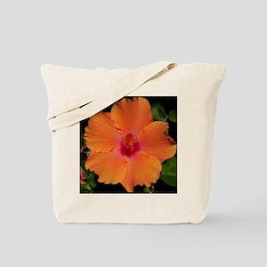 Hibiscus Flower~eccopatterns. Tote Bag