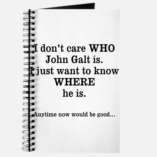 Cool John galt Journal