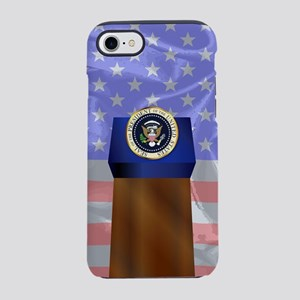 State of the Union Podium iPhone 7 Tough Case