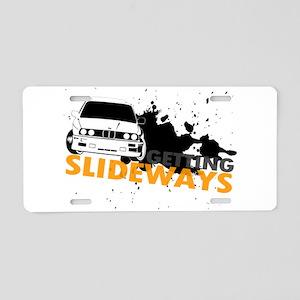 BMW Aluminum License Plate