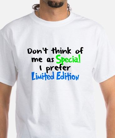 Limited Edition Green/Blue White T-Shirt