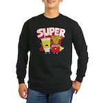 Super Long Sleeve Dark T-Shirt