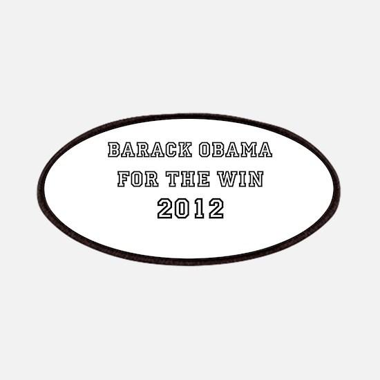 Barack Obama For President 20 Patches