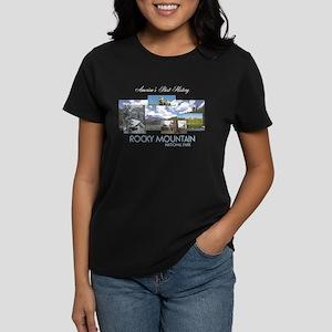 ABH Rocky Mountain Women's Dark T-Shirt