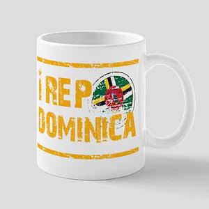 I rep Dominican Mug