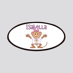 Little Monkey Isabella Patches