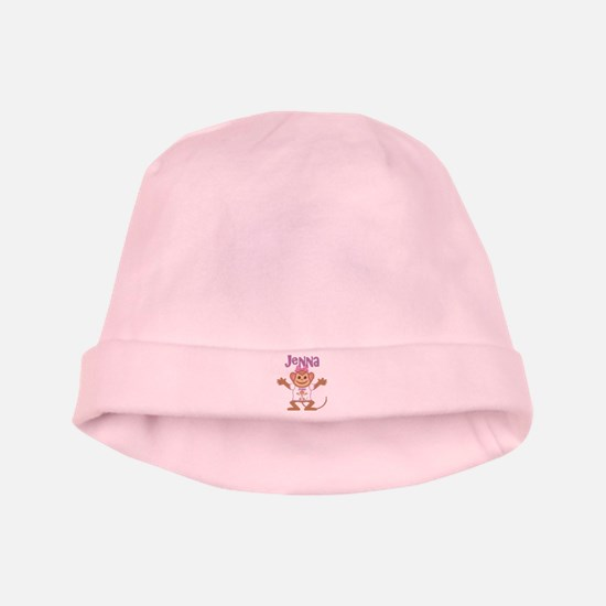 Little Monkey Jenna baby hat