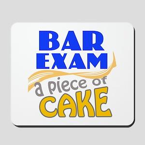 Bar Exam - Piece of Cake Mousepad
