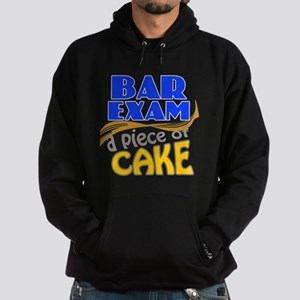 Bar Exam - Piece of Cake Hoodie (dark)