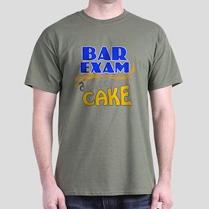 Bar Exam - Piece of Cake Dark T-Shirt