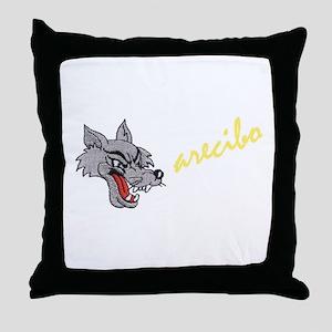 Arecibo Throw Pillow