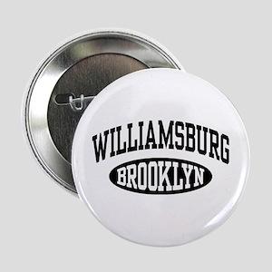 """Williamsburg Brooklyn 2.25"""" Button"""
