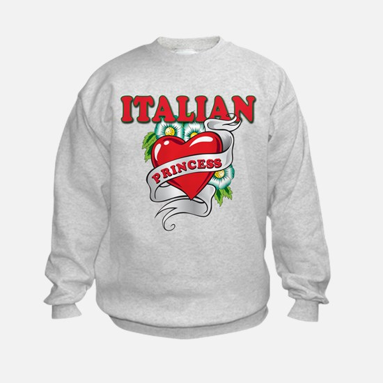 Italian Princess Sweatshirt