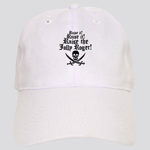Raise The Jolly Roger Cap