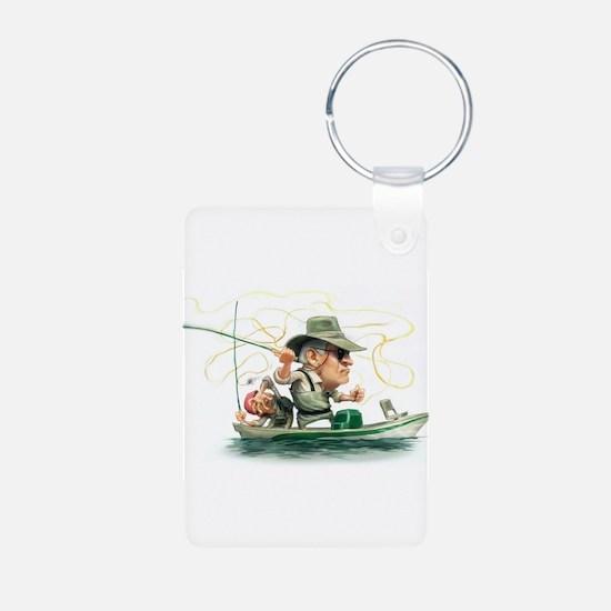 Unique Fishing Keychains