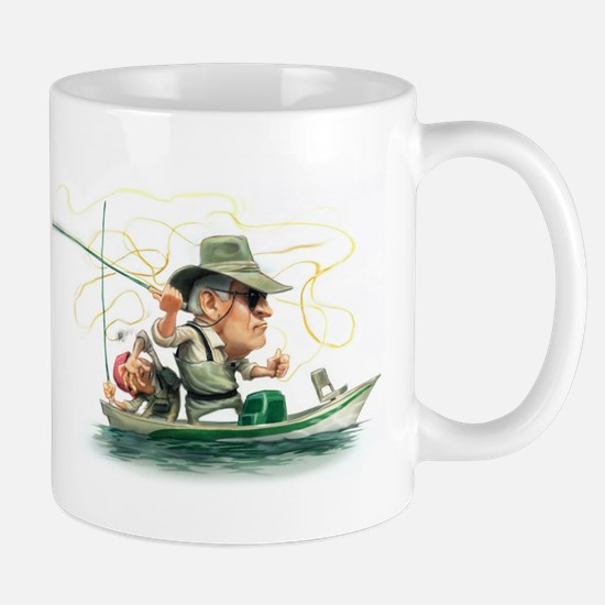 Unique Fishing Mug