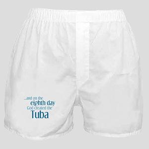 Tuba Creation Boxer Shorts