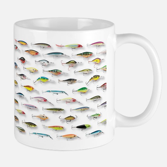 Cute Fishing Mug