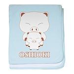 oshioki baby blanket