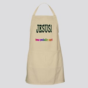 Jesus! (Was Probably Gay) Apron