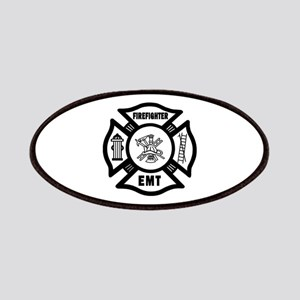 Firefighter EMT Patches