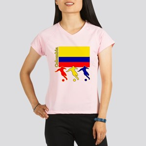 Colombia Soccer Performance Dry T-Shirt