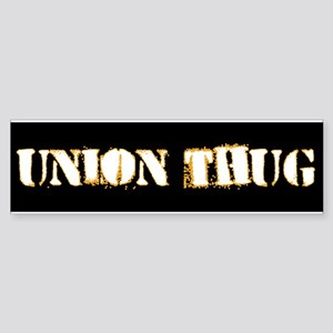 Original Union Thug Sticker (Bumper)